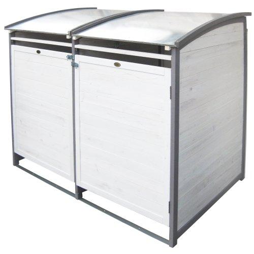 Habau Mülltonnenverkleidung (120 Liter)